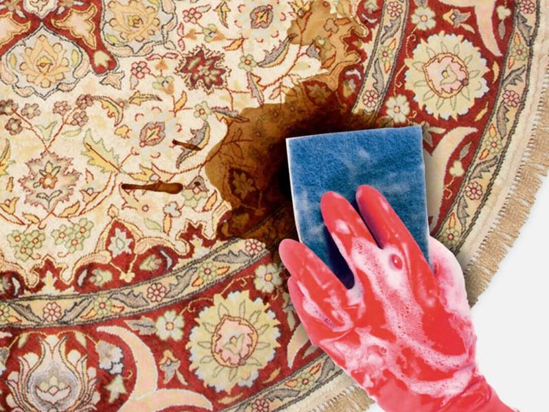 اصول نگهداری از فرش