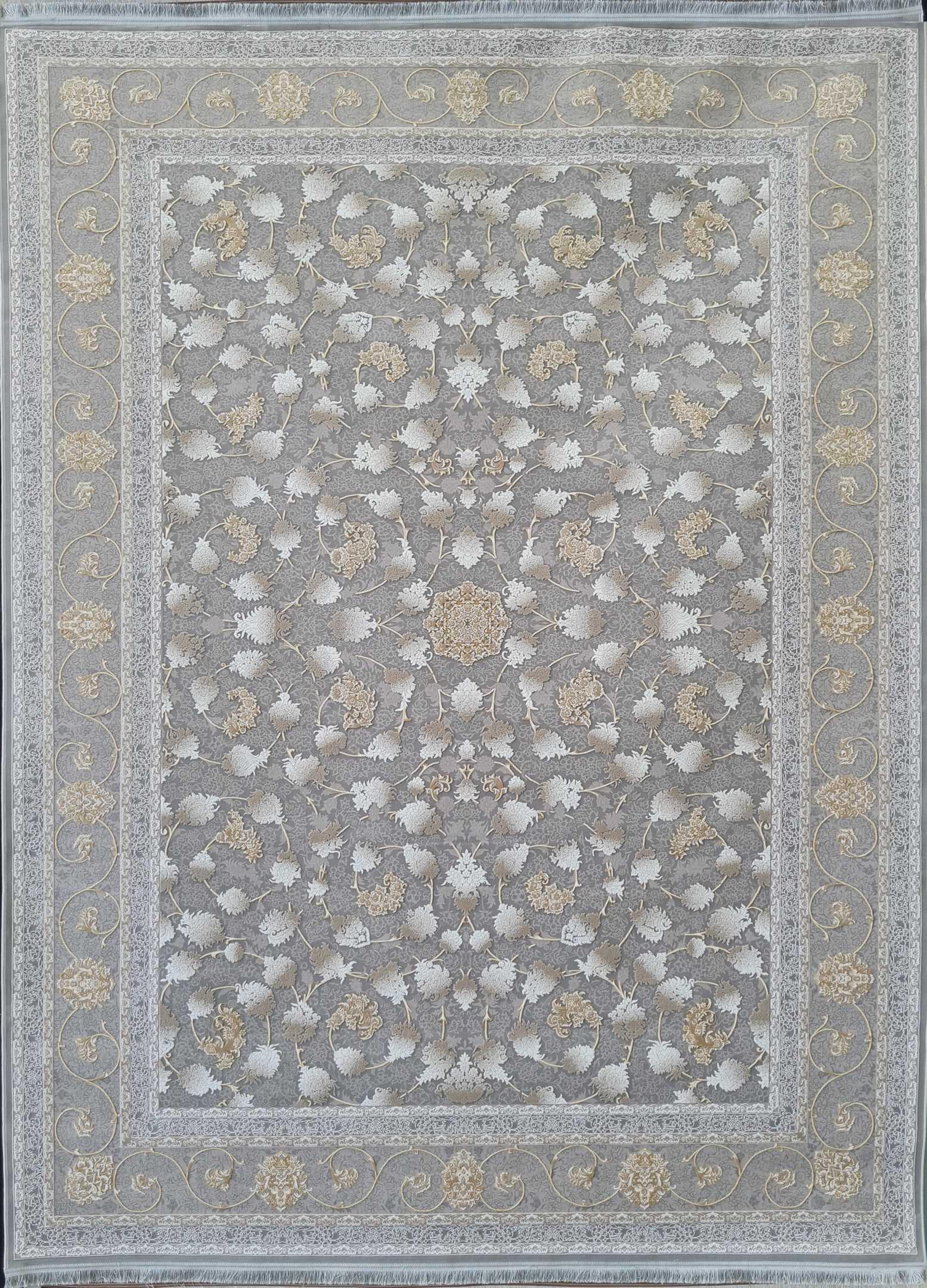 فرش طرح آوین 1200 شانه گلبرجسته