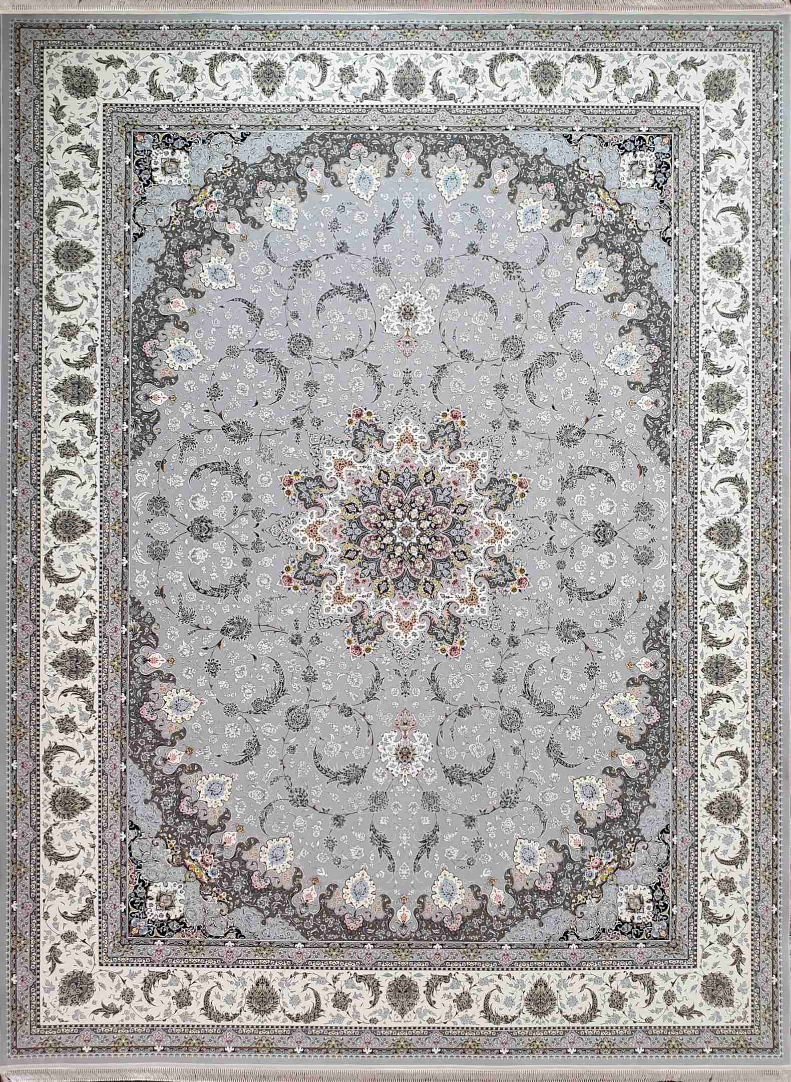 نقشه اصفهان 1500 شانه سیلور گلبرجسته