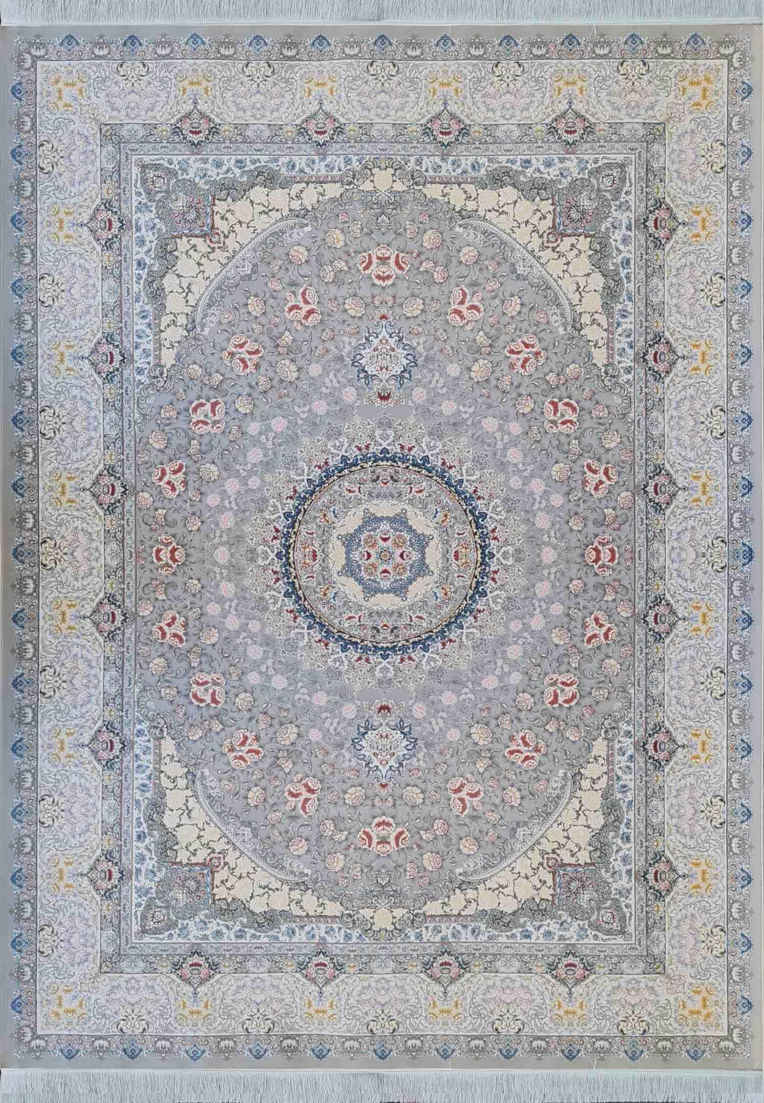 فرش جدید 1500 شانه نقشه روژینا